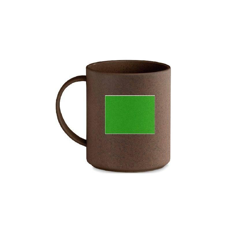 Taza de cáscara de café 1