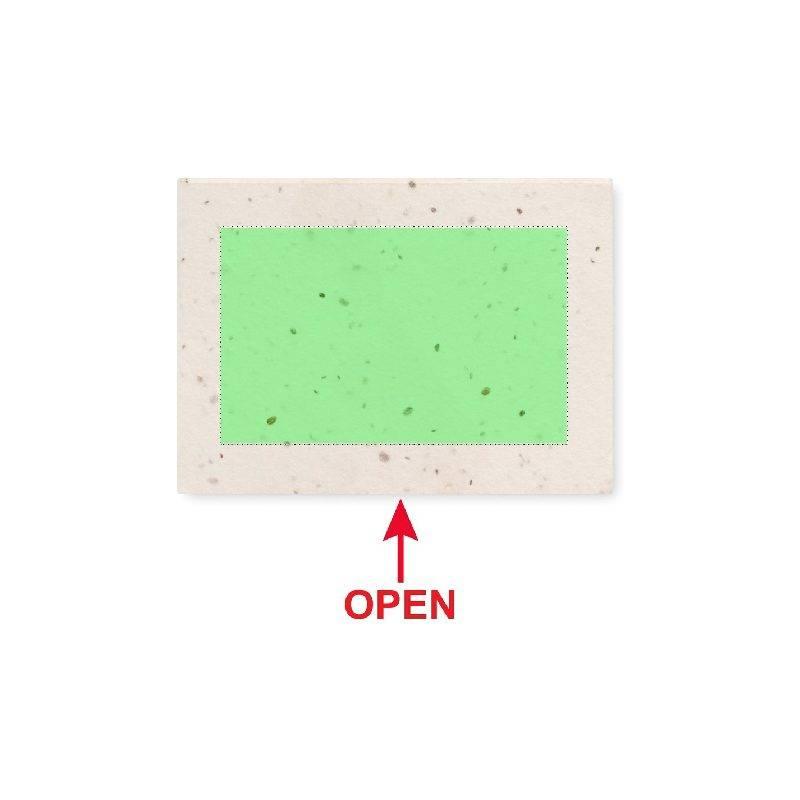 Bloc de notas adhesivas reciclado 1