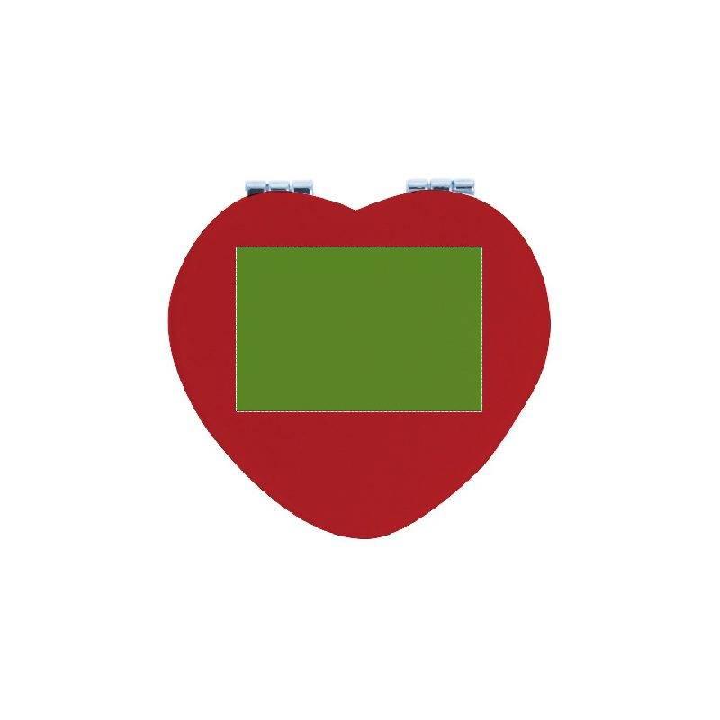 Espejo con forma de corazón 1