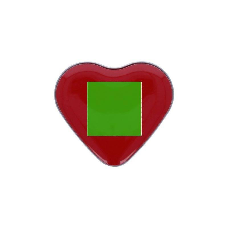 Caja de caramelos con corazones 1