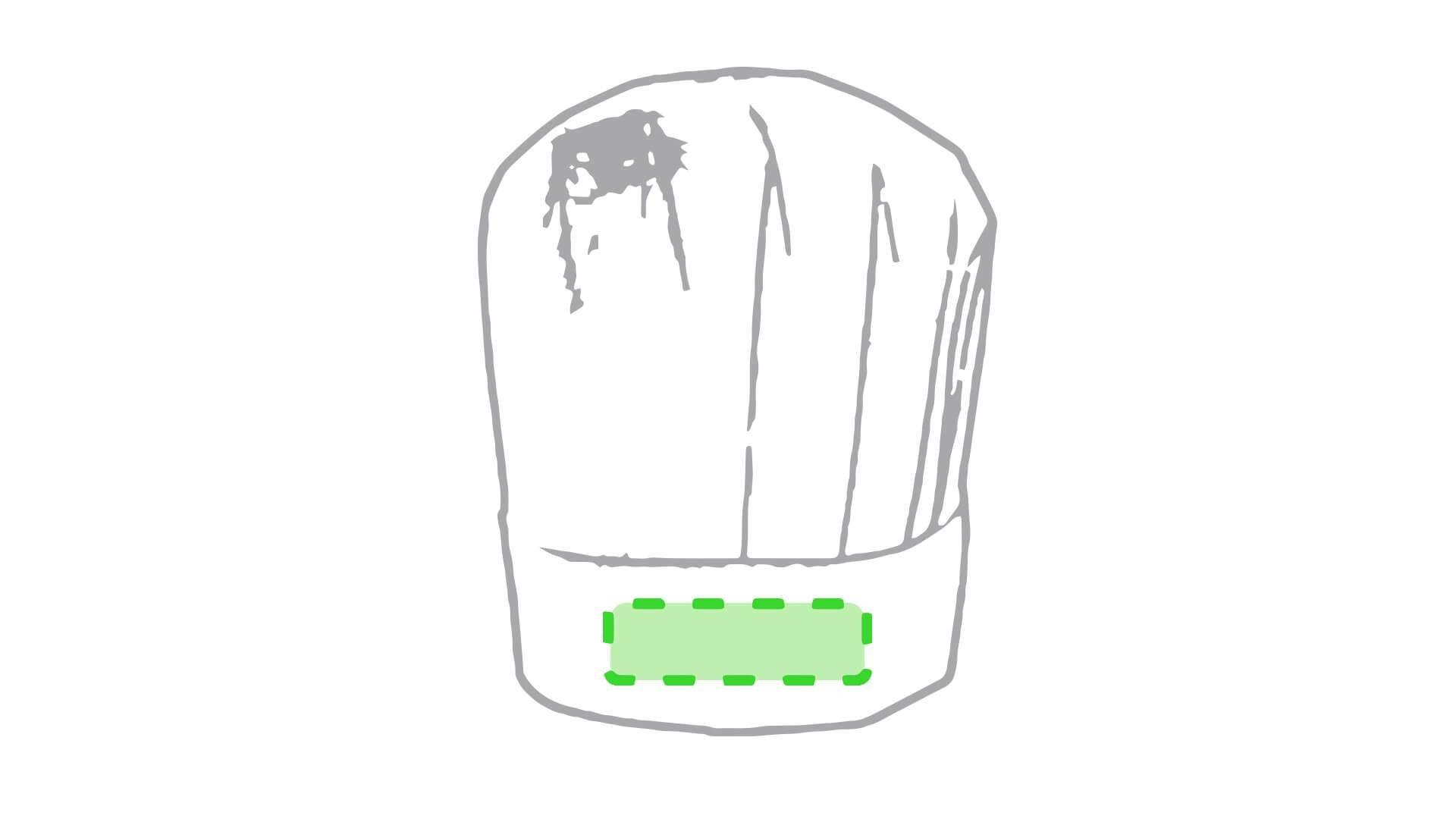 Gorro de cocinero infantil 1