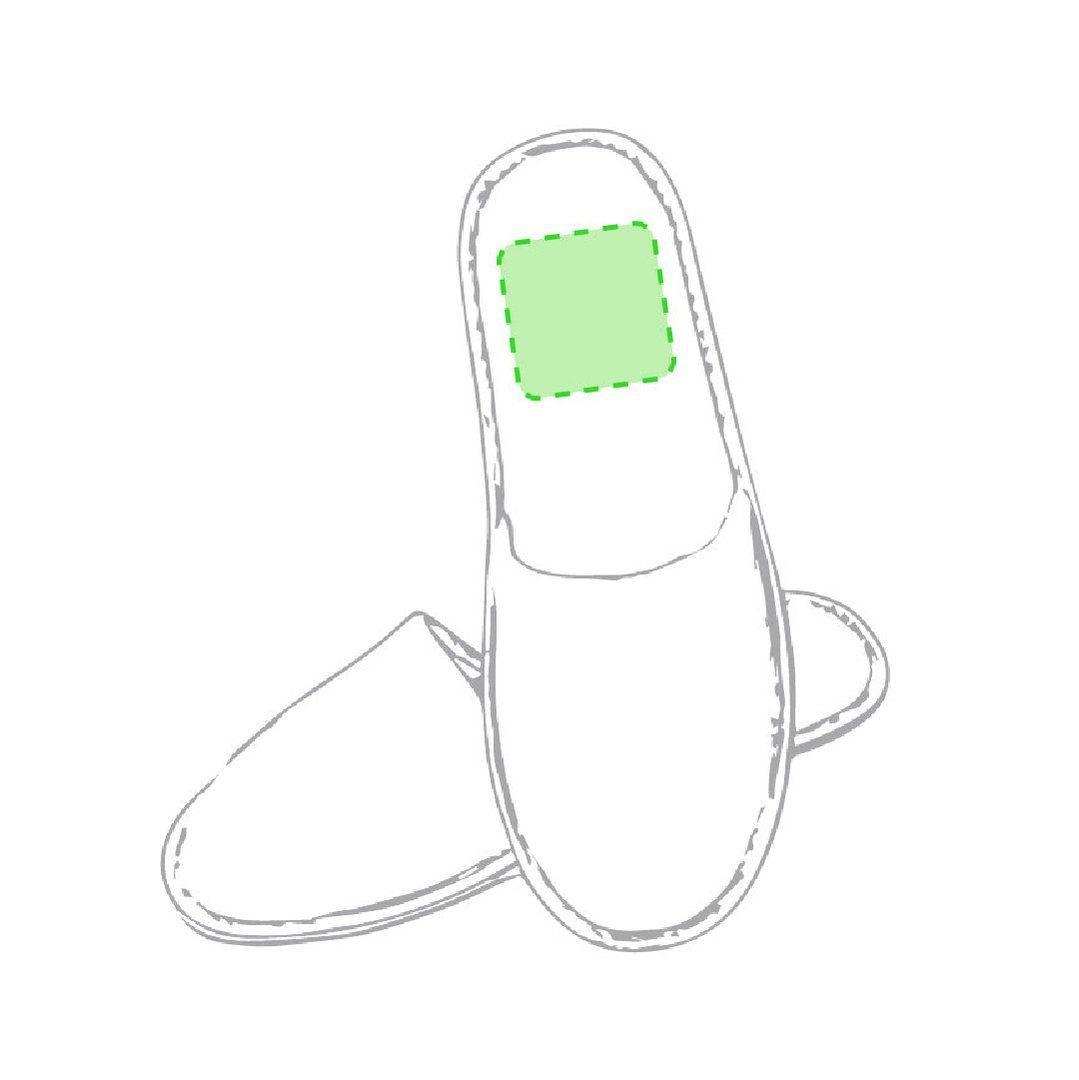 Zapatillas de algodón natural 2