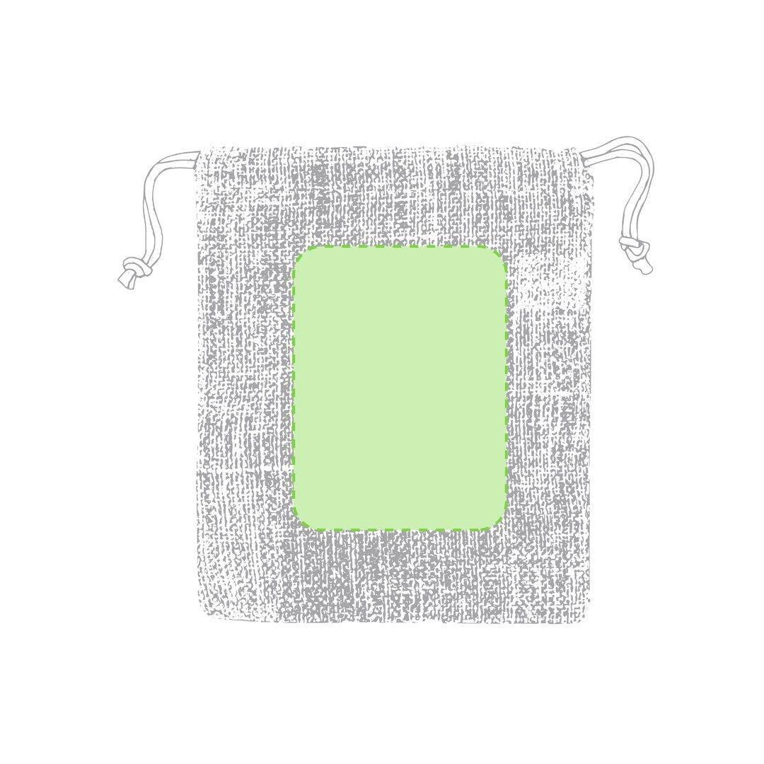 Saco de yute 16 x 20 cm 1