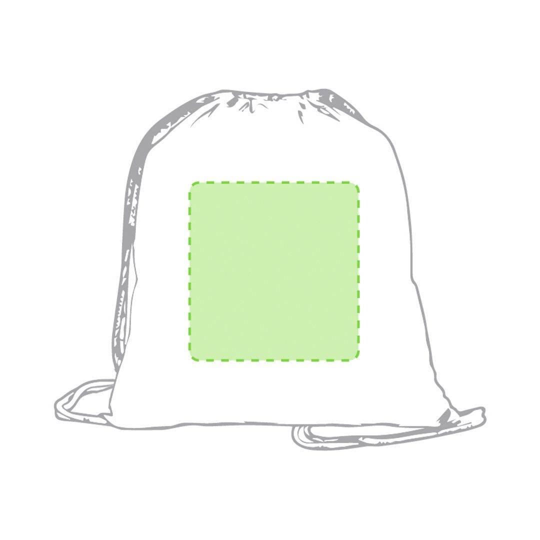 Mochila de algodón orgánico 1