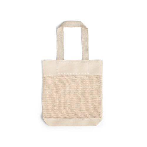 Bolsa de malla de algodón 1