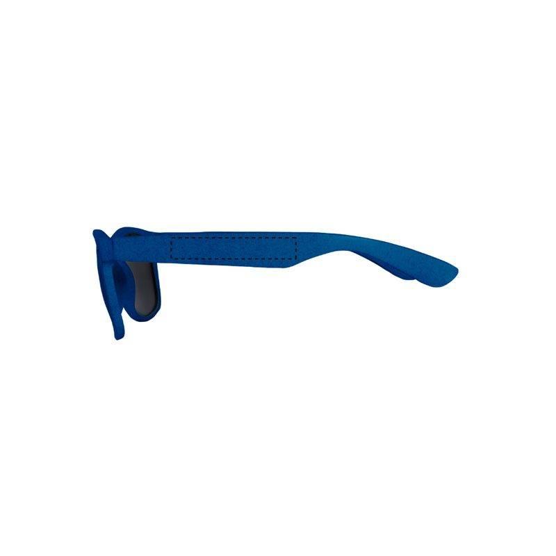 Gafas de sol de fibra de trigo 1