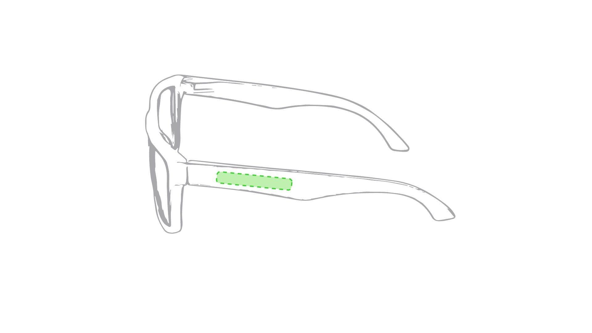 Gafas de sol bicolor 1