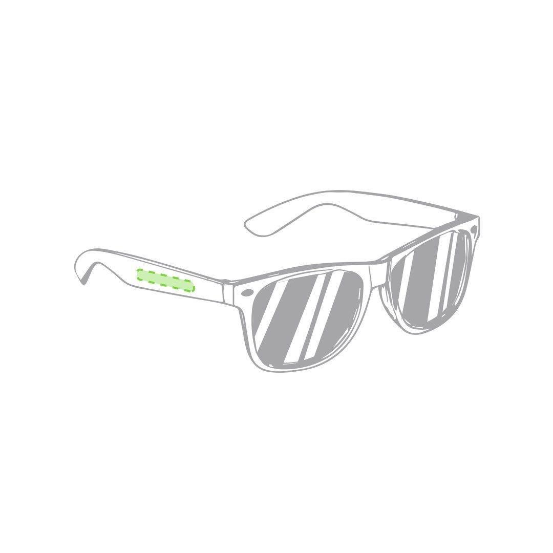 Gafas de sol RPET 1