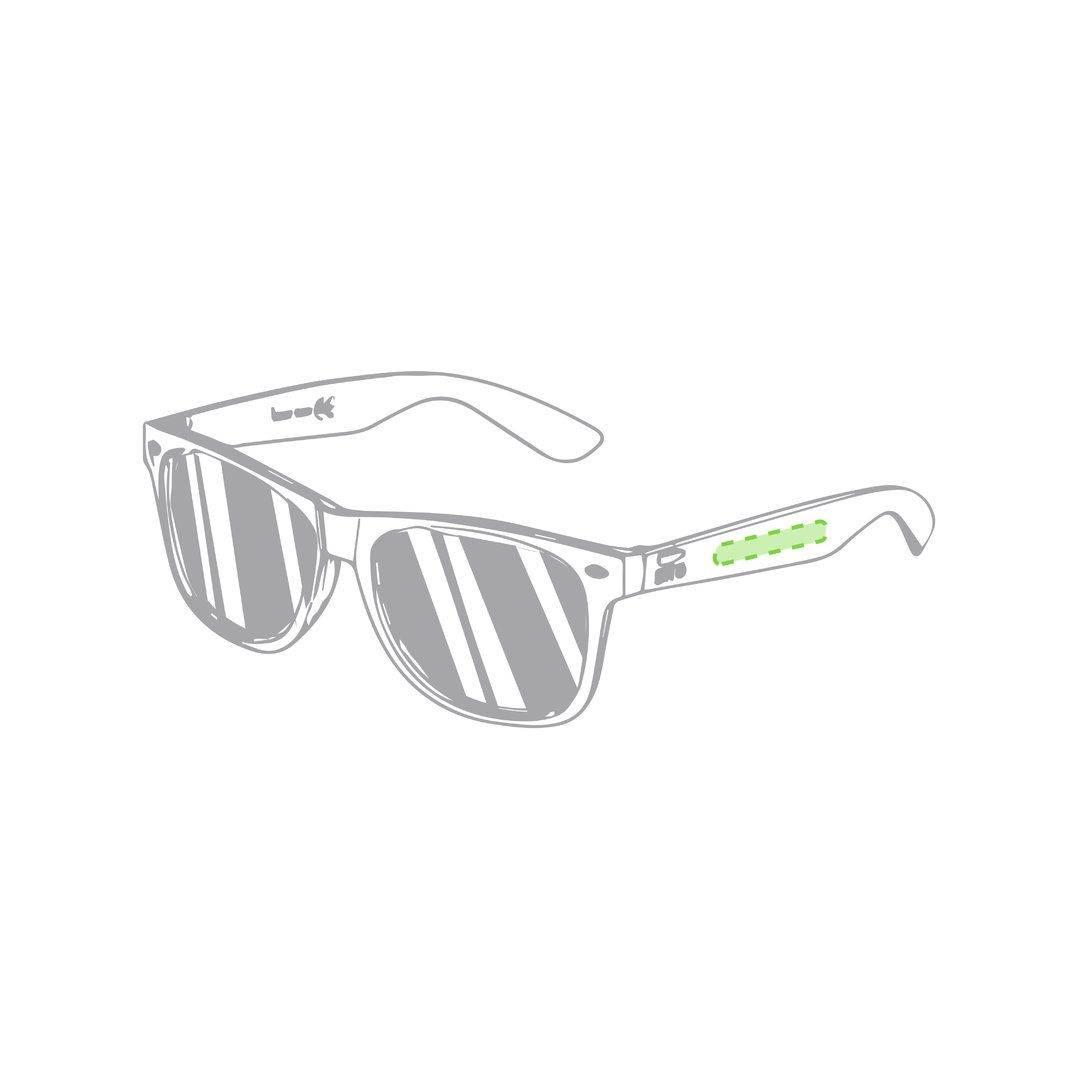 Gafas de sol RPET 2