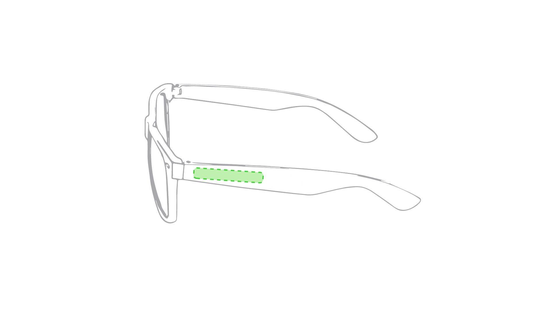 Gafas de sol translúcidas 2
