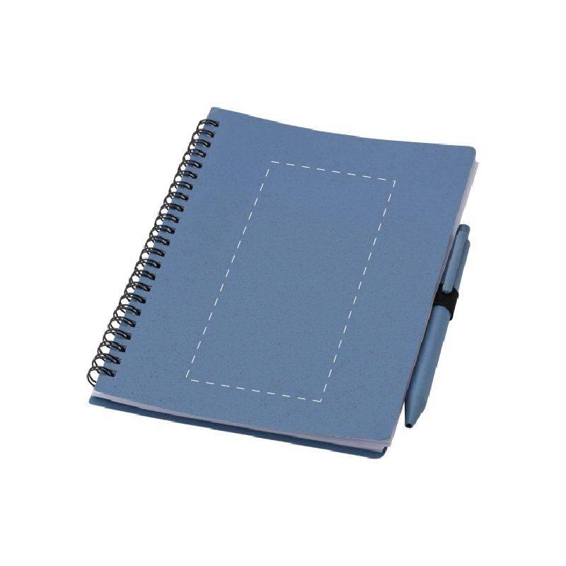 Cuaderno de paja de trigo 1