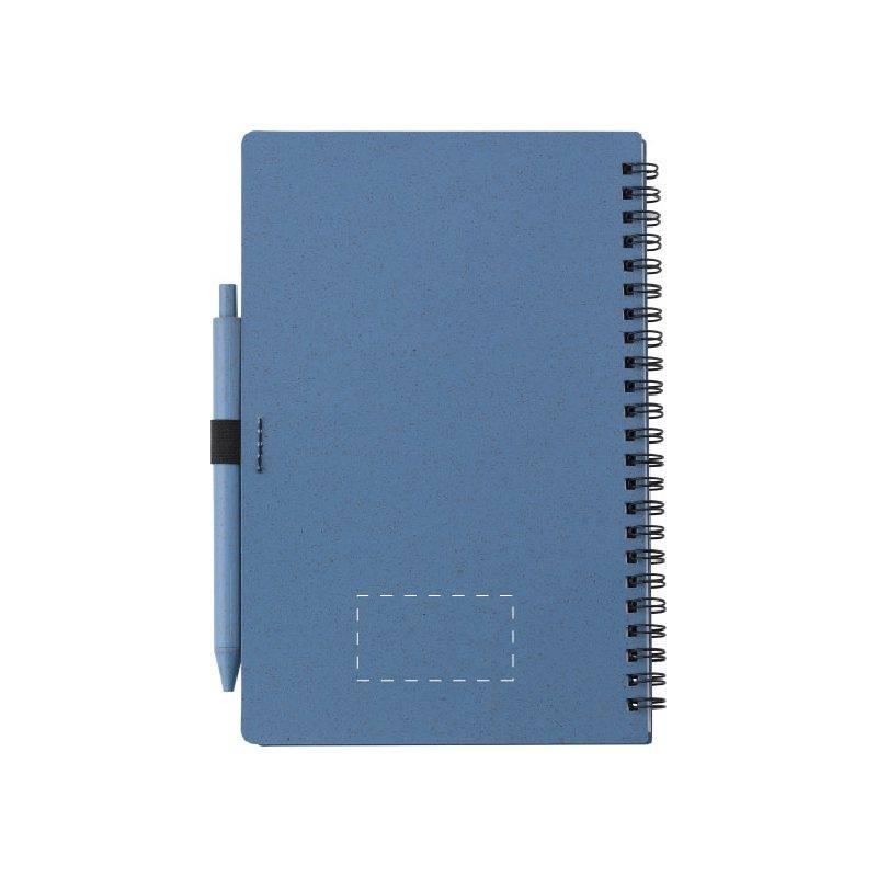 Cuaderno de paja de trigo 2