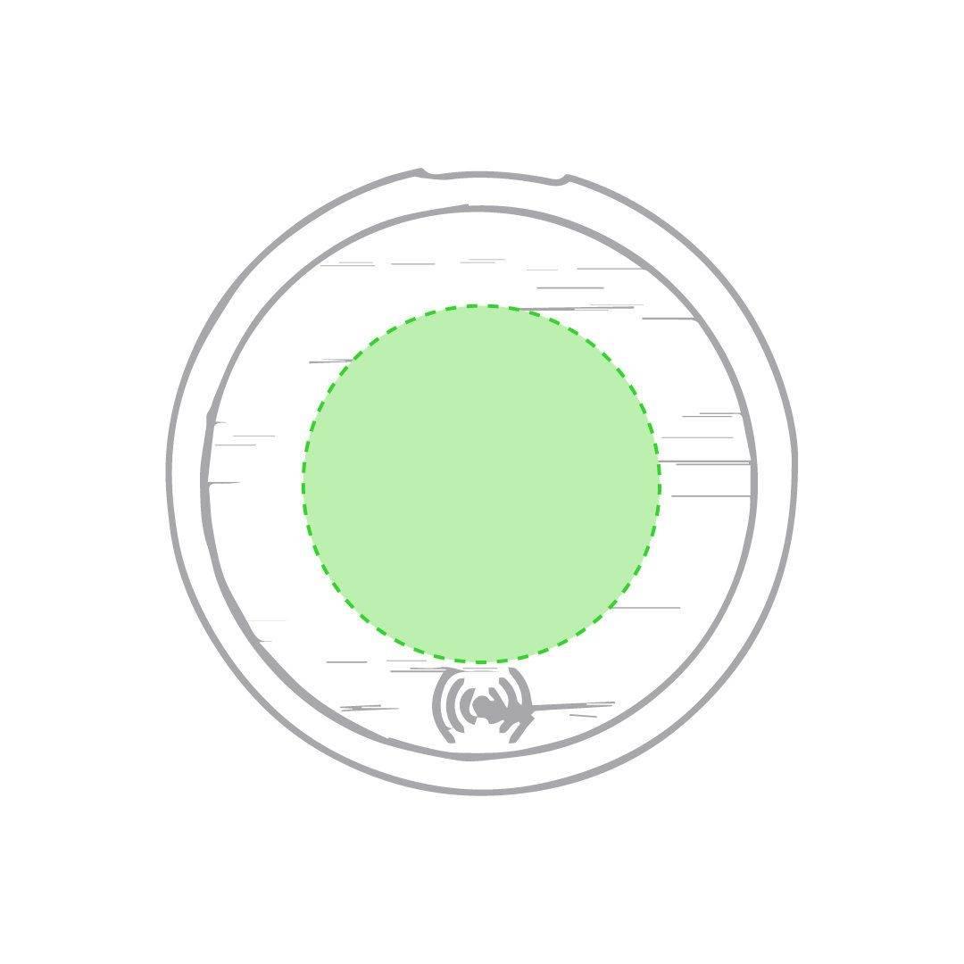 Cargador inalámbrico de bambú 3
