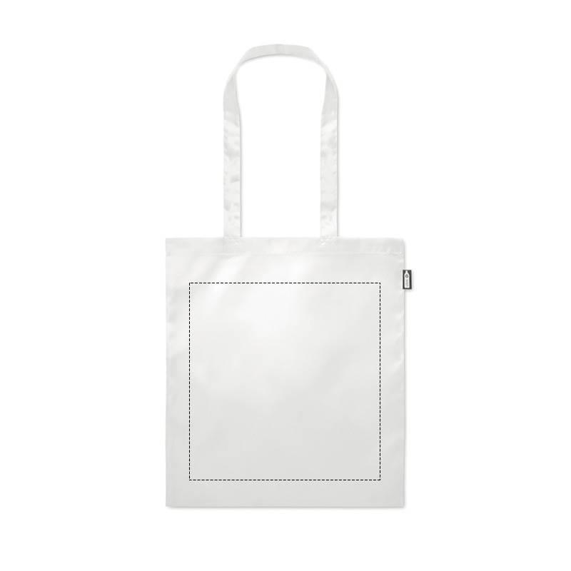 Bolsa de plástico reciclado RPET 2