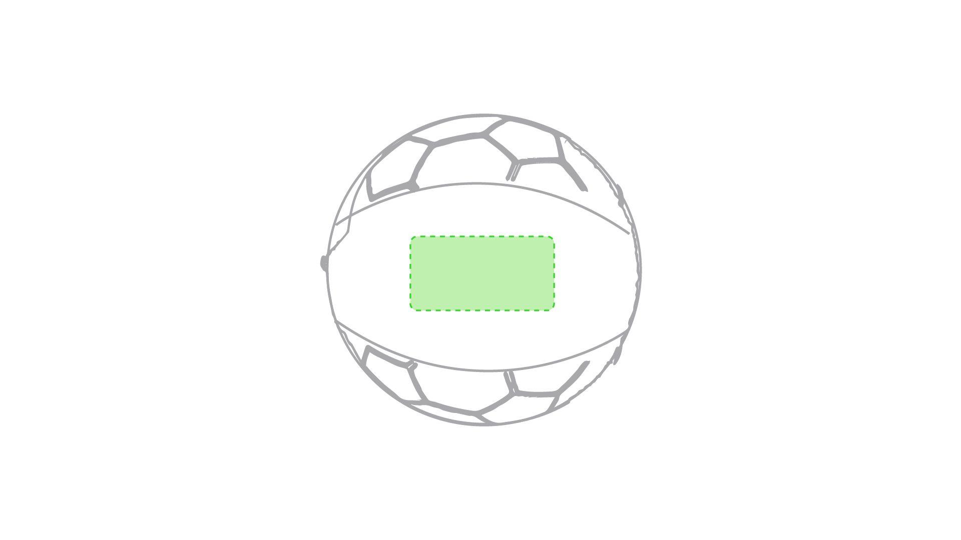 Pelota de fútbol hinchable 1