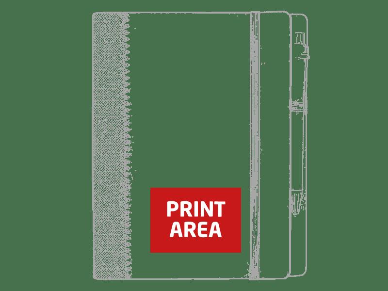 Cuaderno de cartón reciclado A5 2