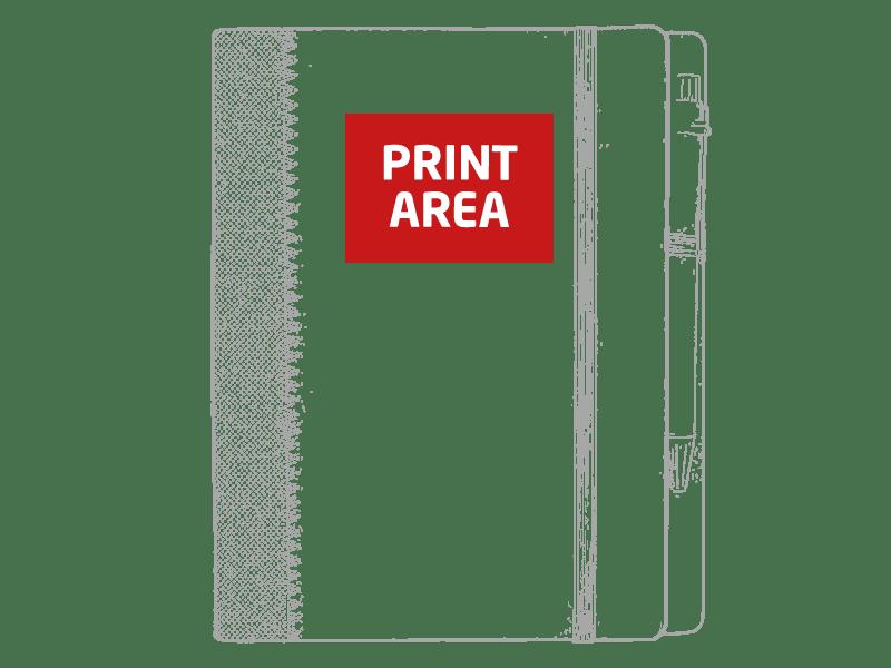 Cuaderno de cartón reciclado A5 1