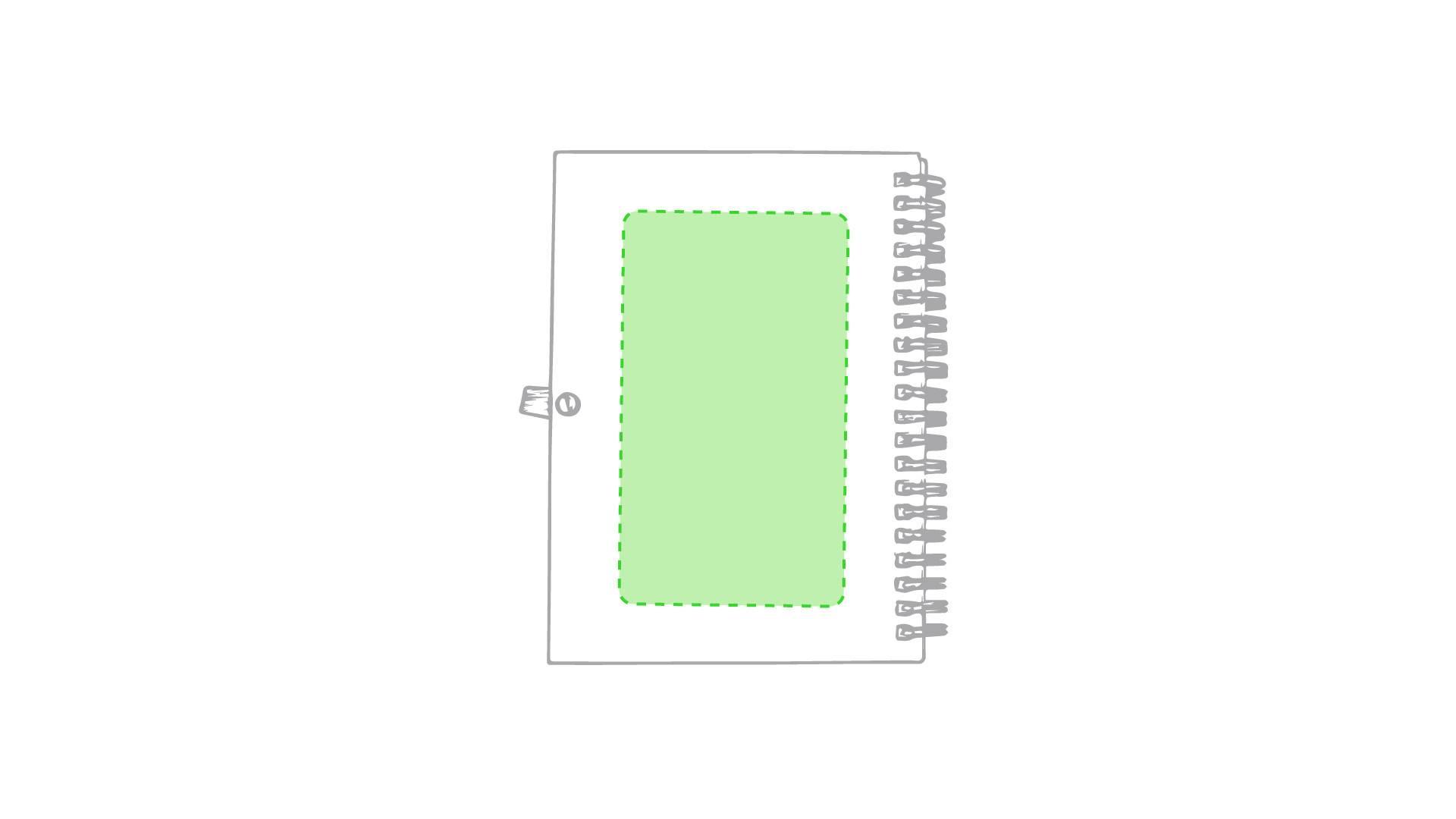 Libreta de cartón de colores 2