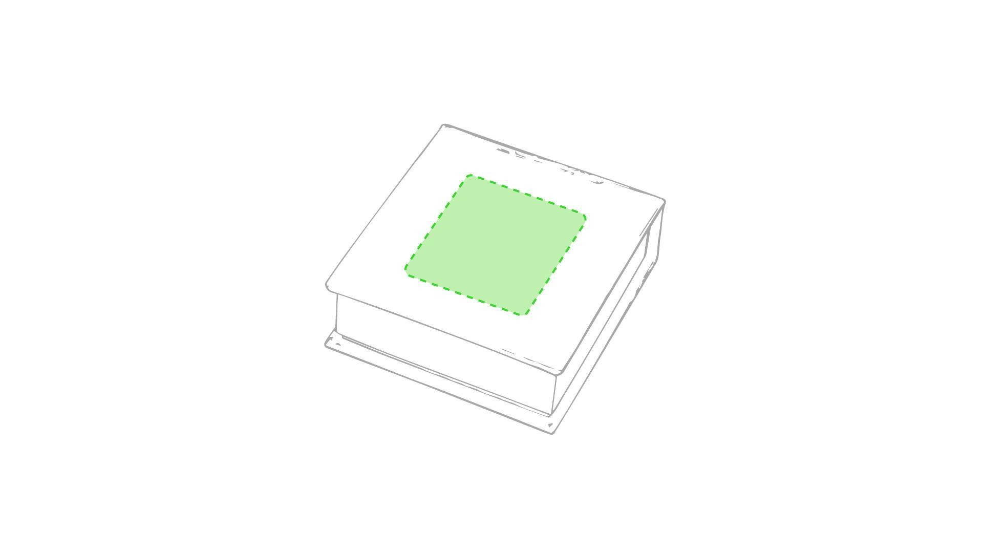 Portanotas cuadrado 1
