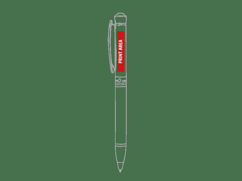 Bolígrafo Pierre Cardin Cristal 1
