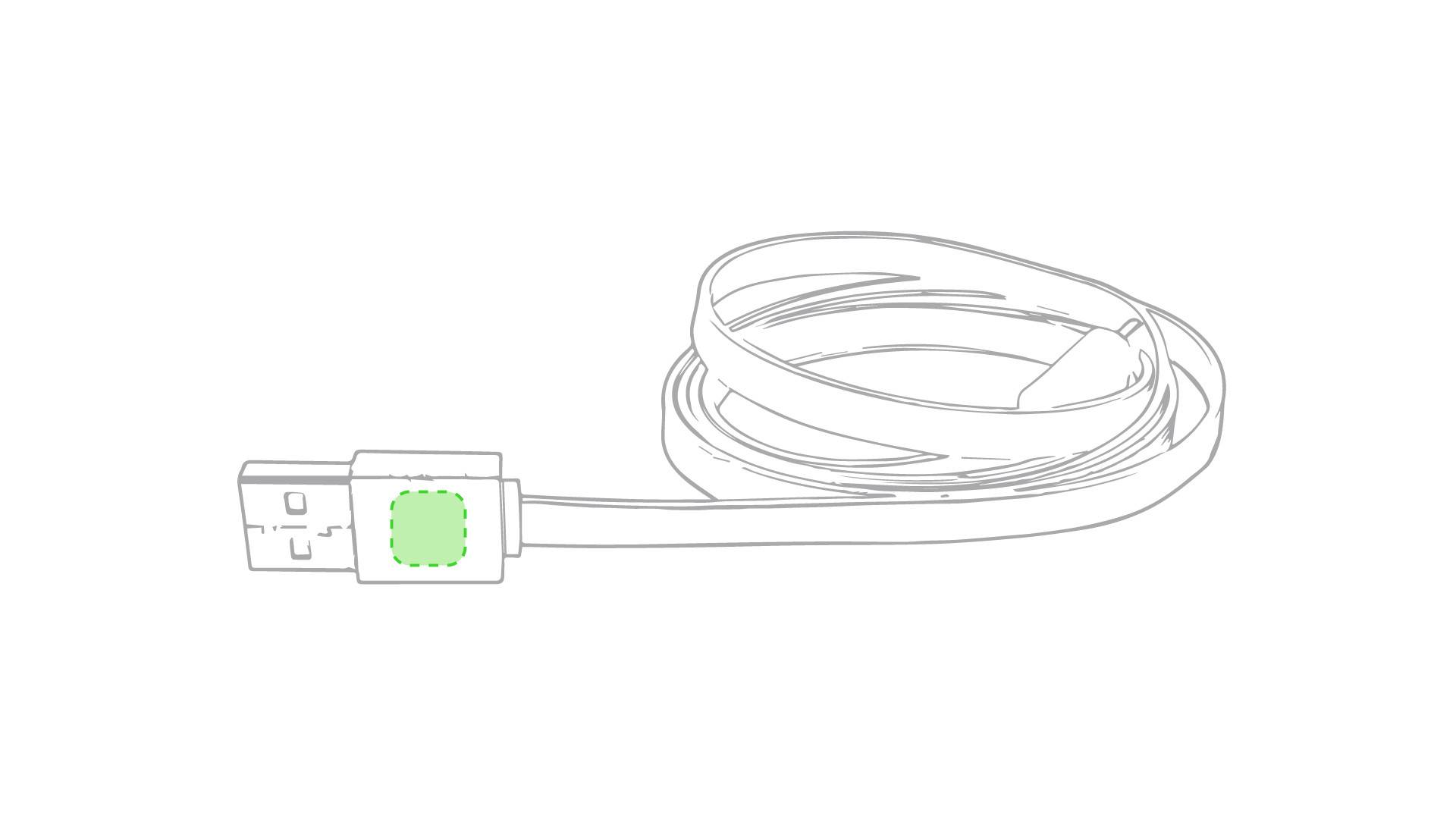 Cable USB a micro USB 1