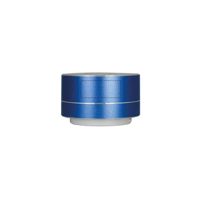 Altavoz inalámbrico metálico 6