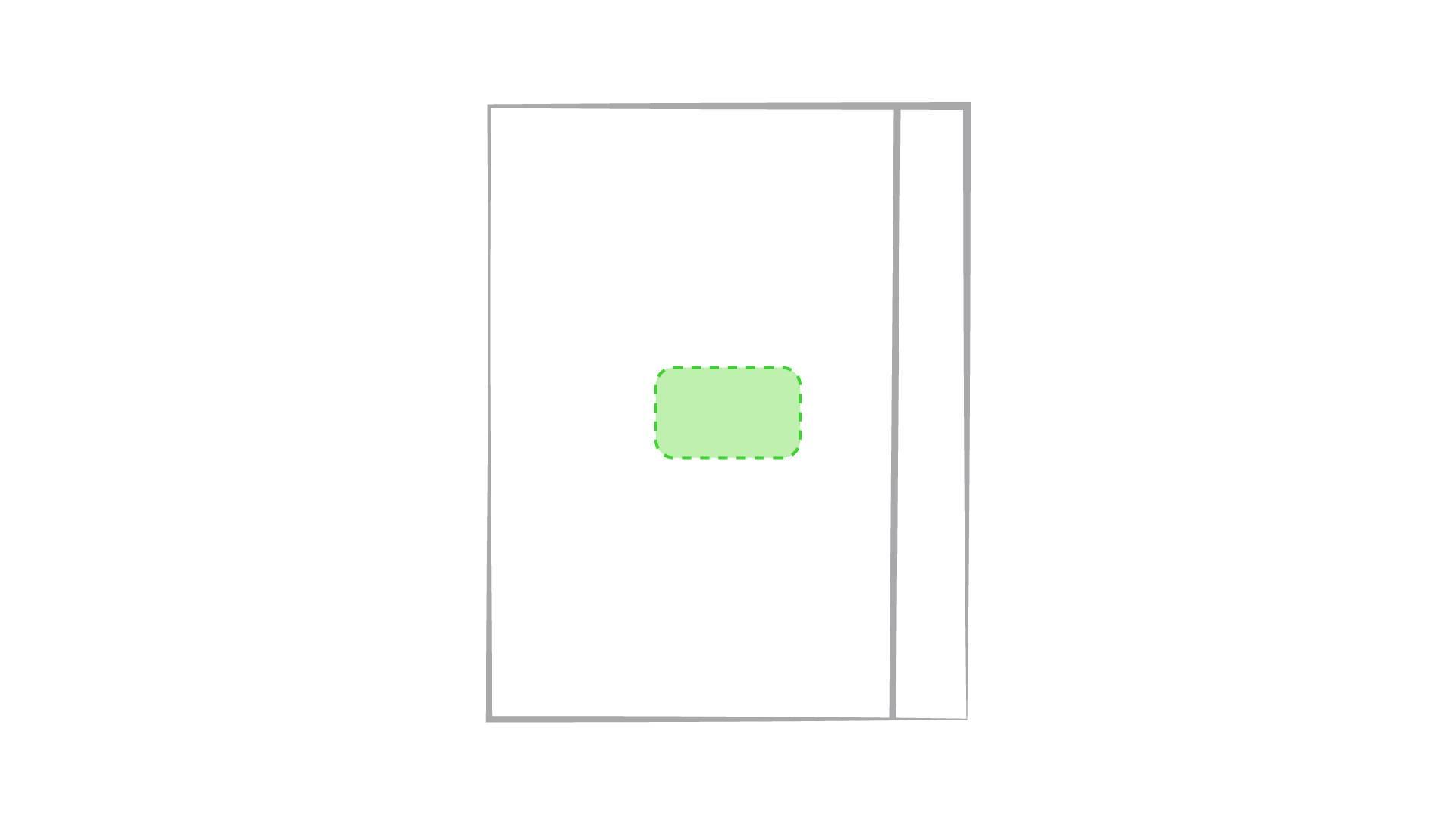 Carpeta power bank de polipiel 1