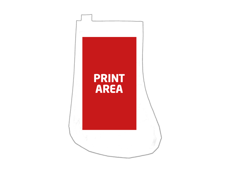 Pack de calcetines de navidad para pintar 2