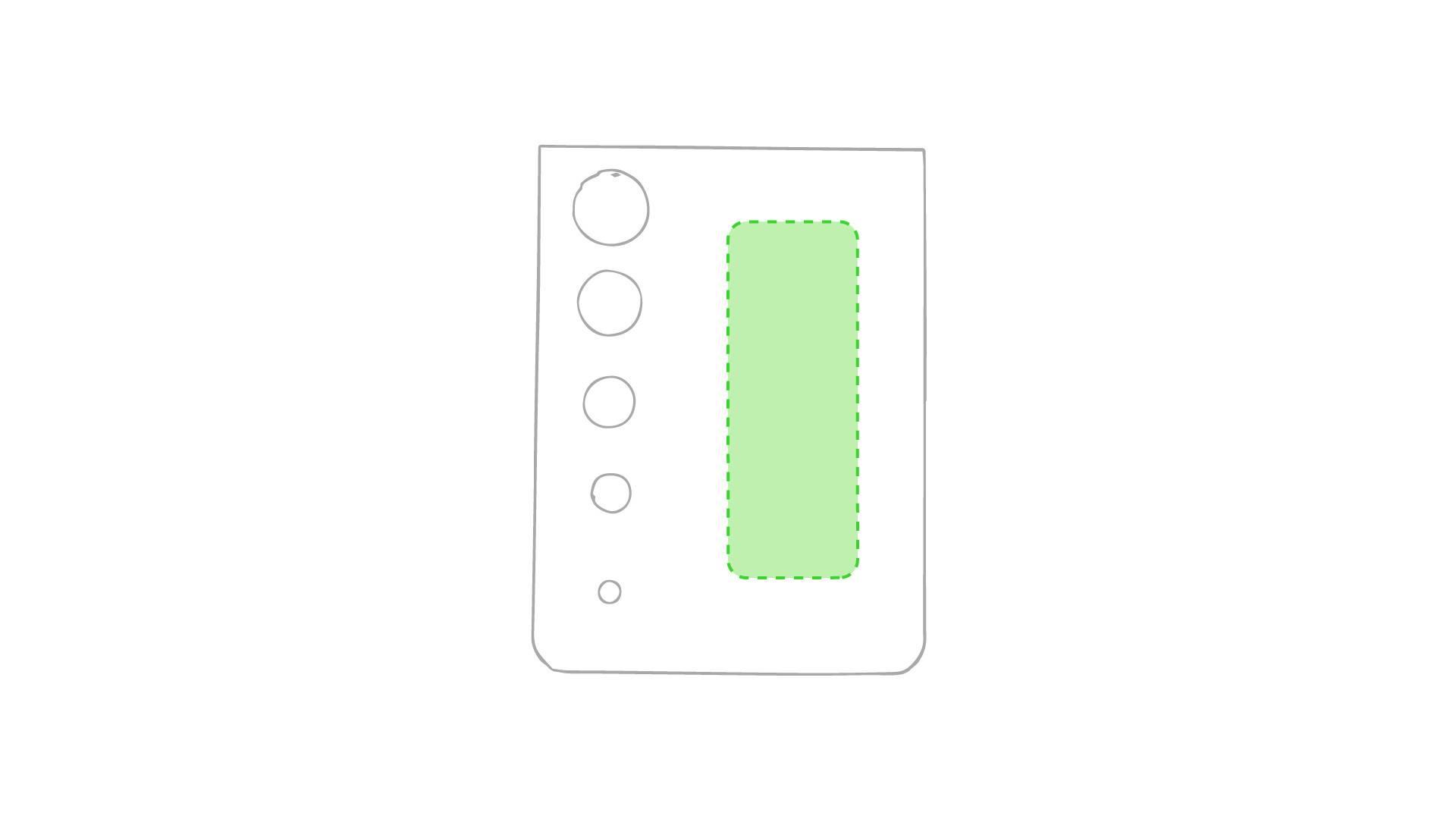 Bloc de notas adhesivas de colores 1