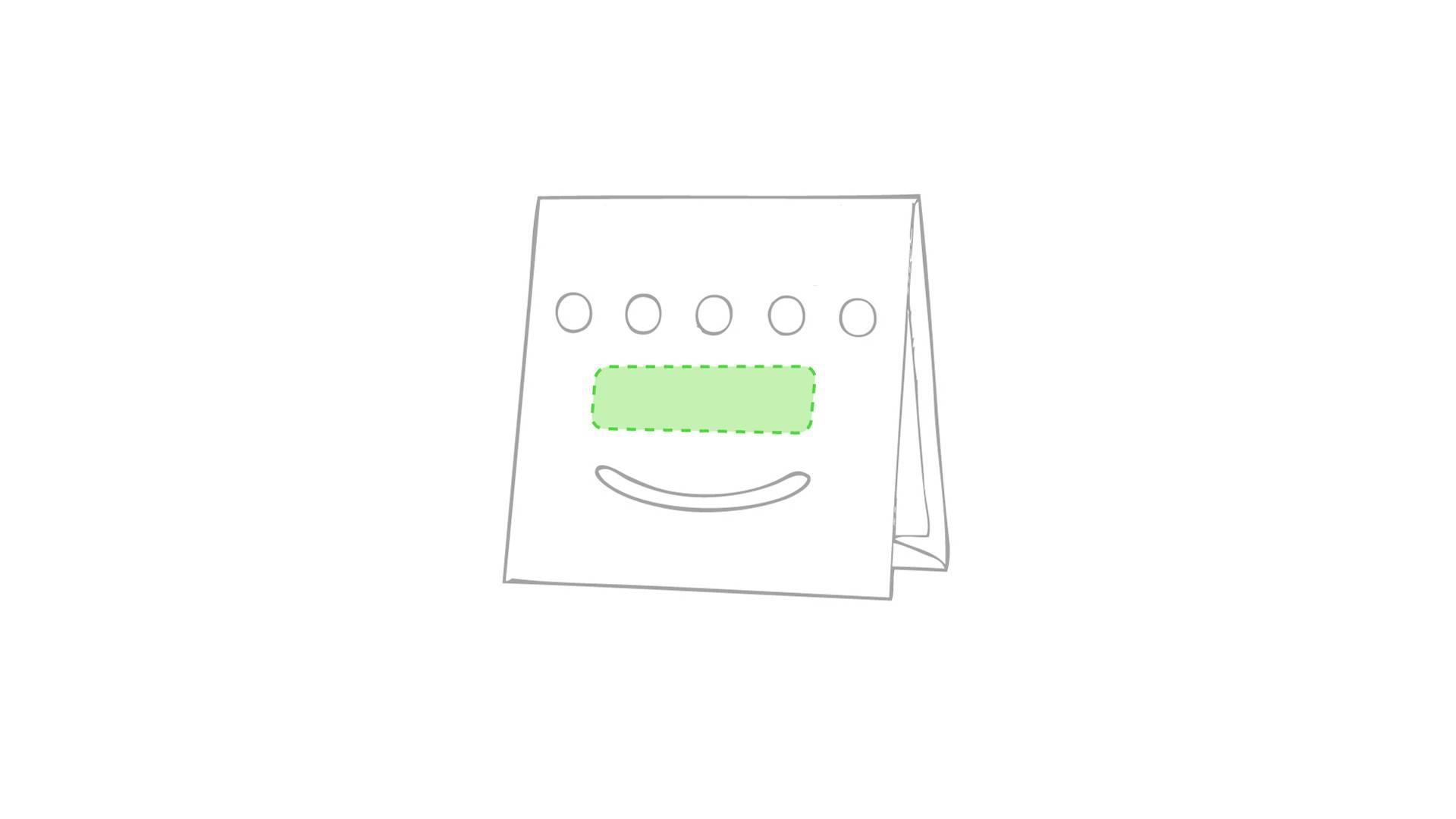 Bloc de notas adhesivas con tapa 1