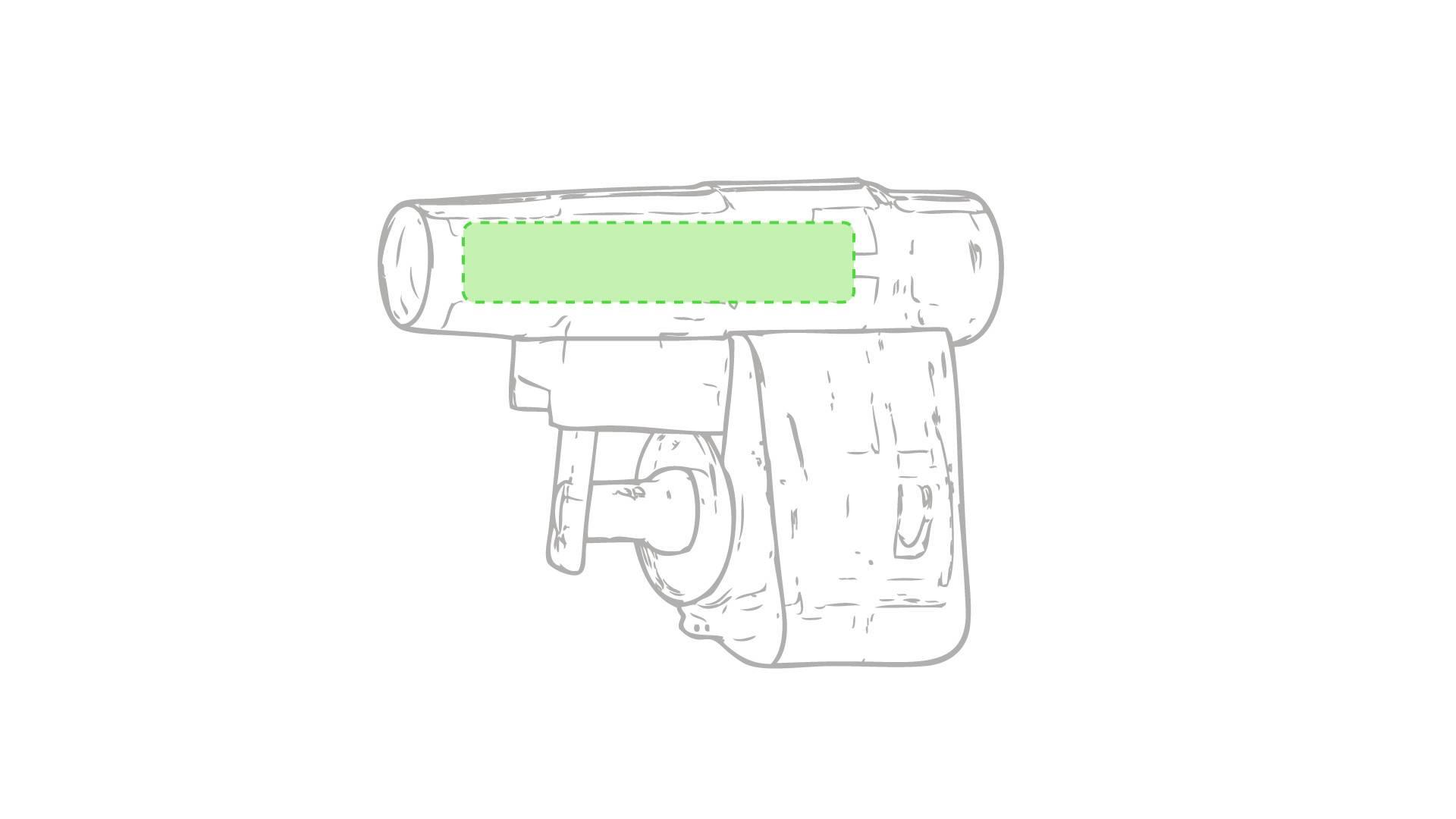 Pistola de agua pequeña 1