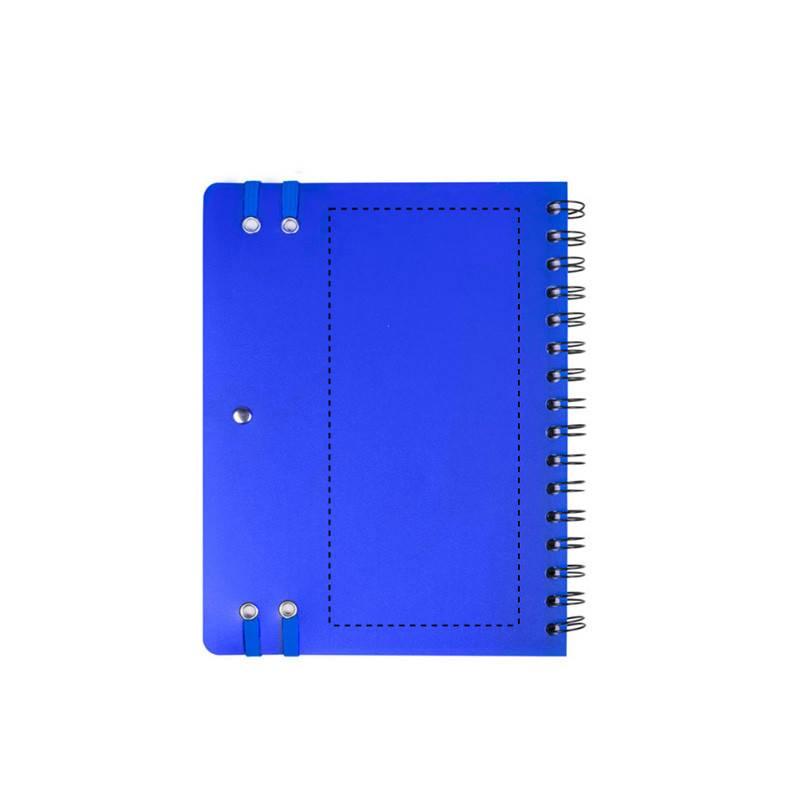 Cuaderno con doble elástico 1
