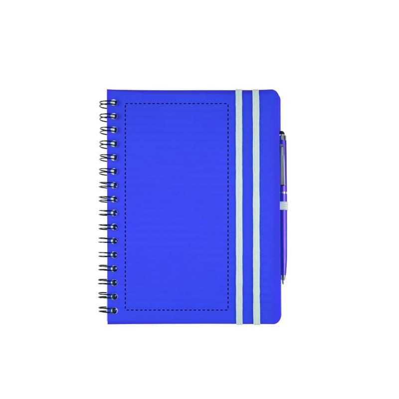 Cuaderno con doble elástico 2