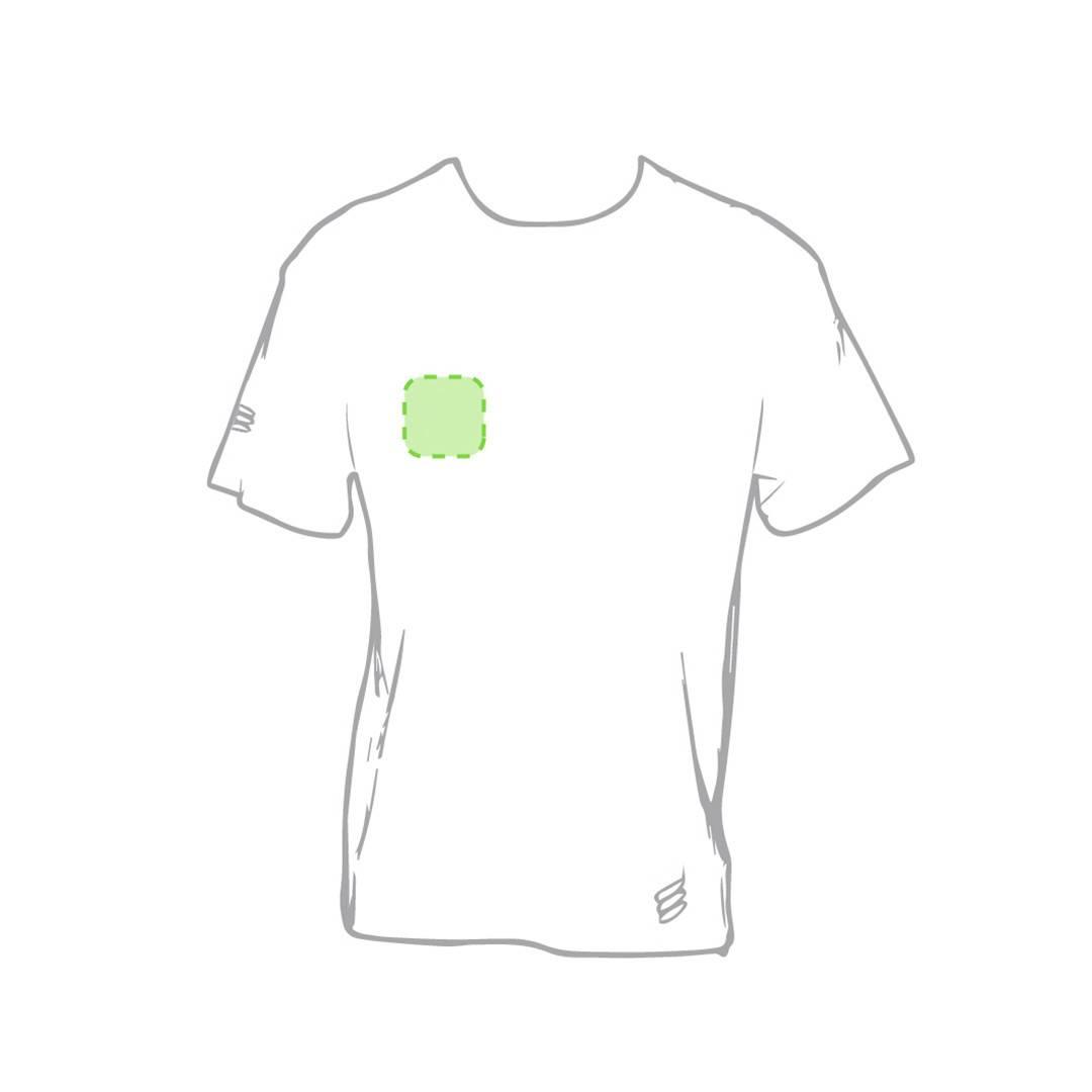 Camiseta de poliéster con bandera de España 5