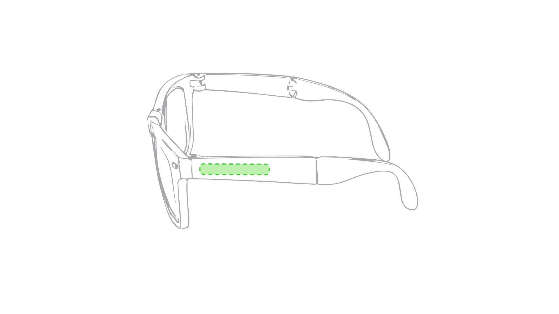 Gafas de sol plegables 1