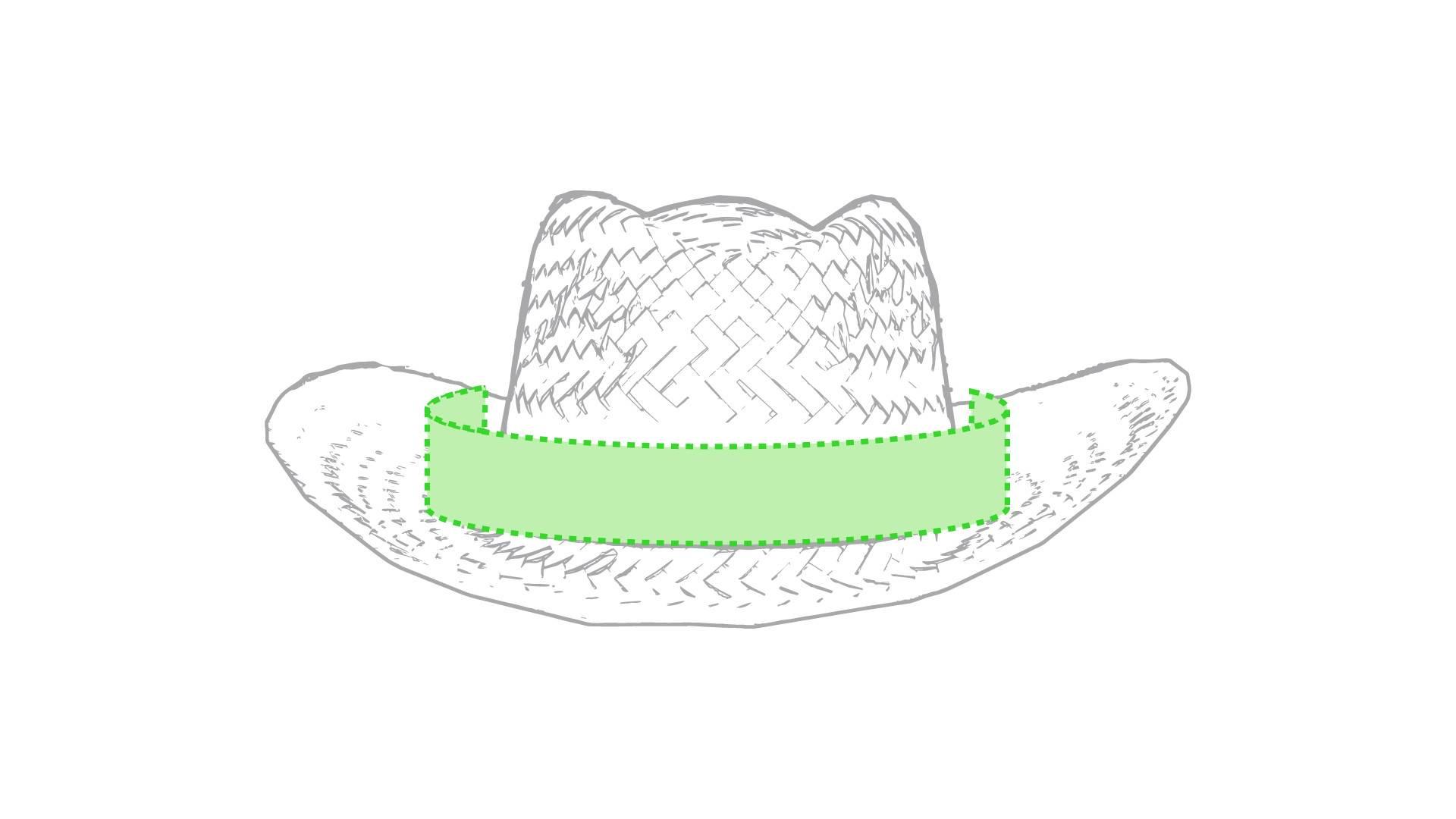 Sombrero de paja Bull 1