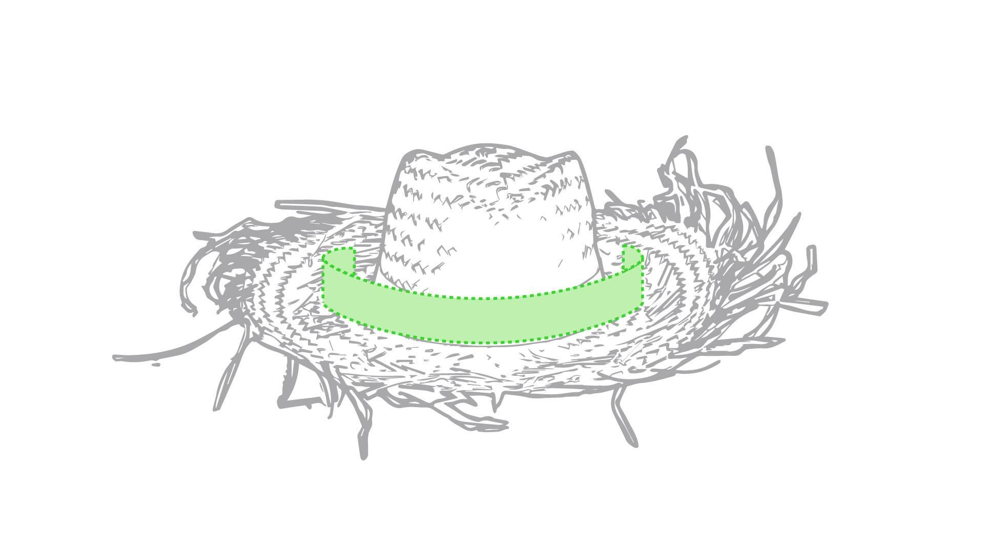 Sombrero filagarchado 1