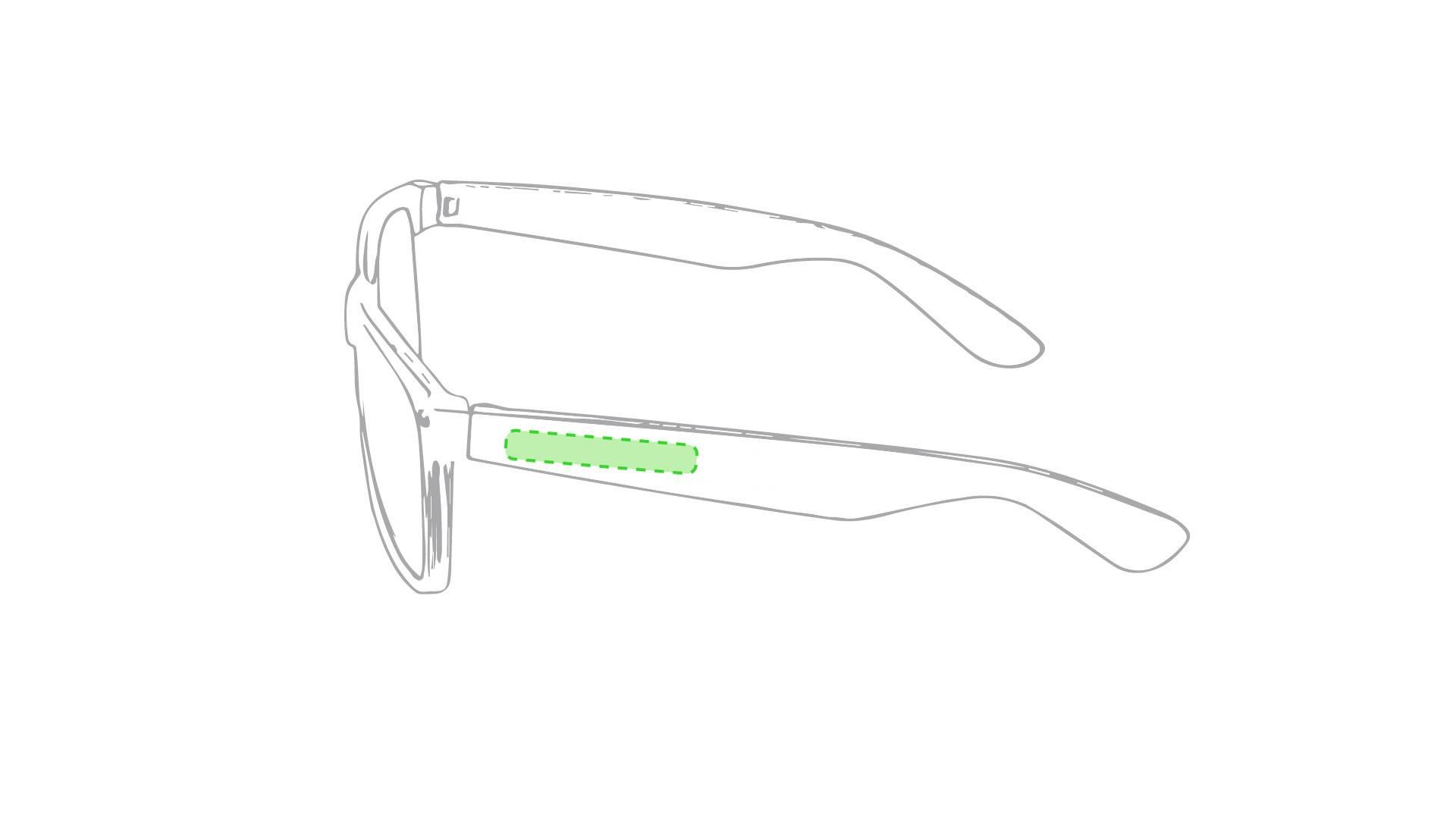 Gafas de sol con patillas de colores 1