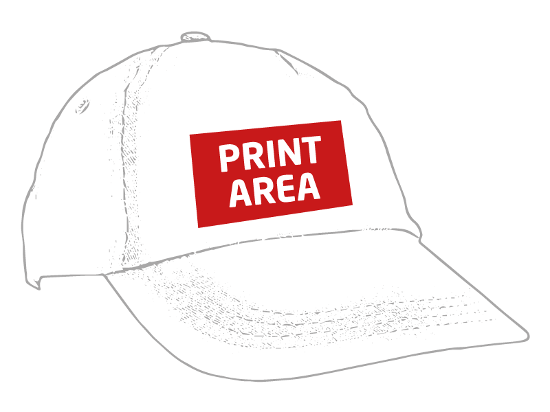 Gorra bicolor de algodón 1