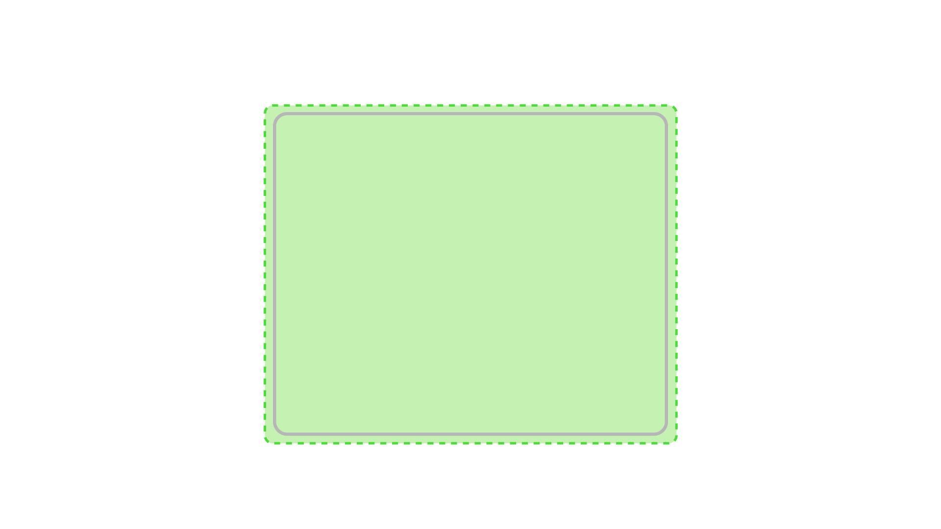 Alfombrilla rectangular para ratón 2