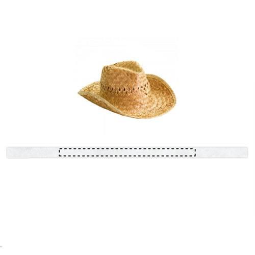 Sombrero de paja Indiana 1