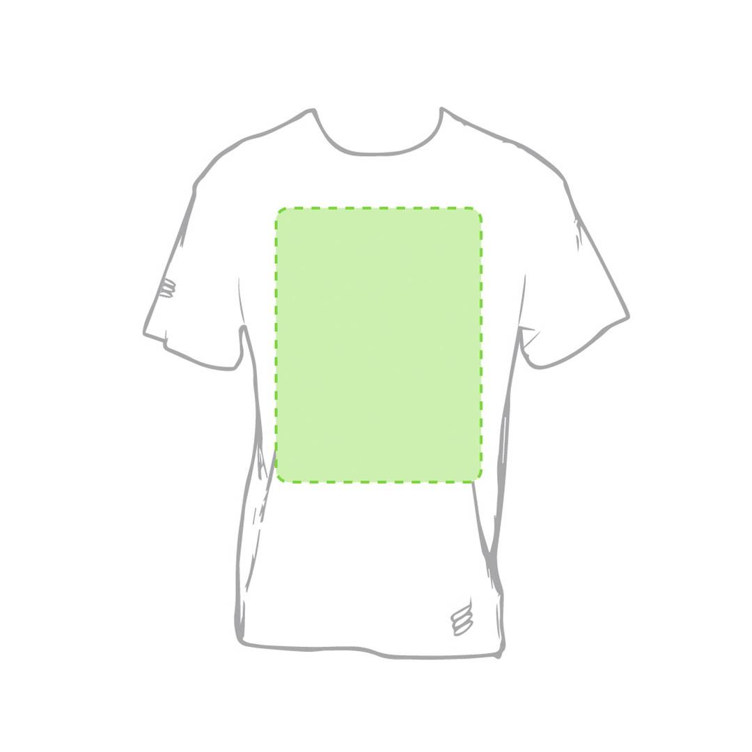 Camiseta de algodón Atomic 1