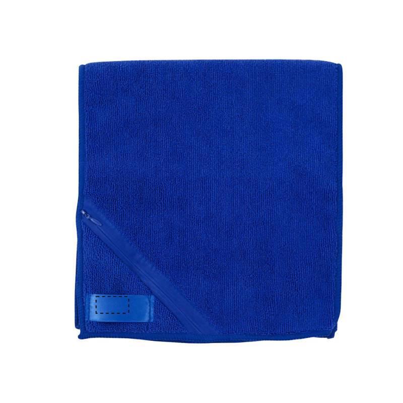 Toalla de microfibra con bolsillo 1