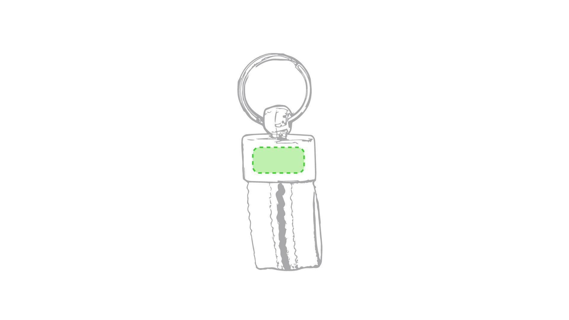 Llavero cinturón de España con bolsa 1