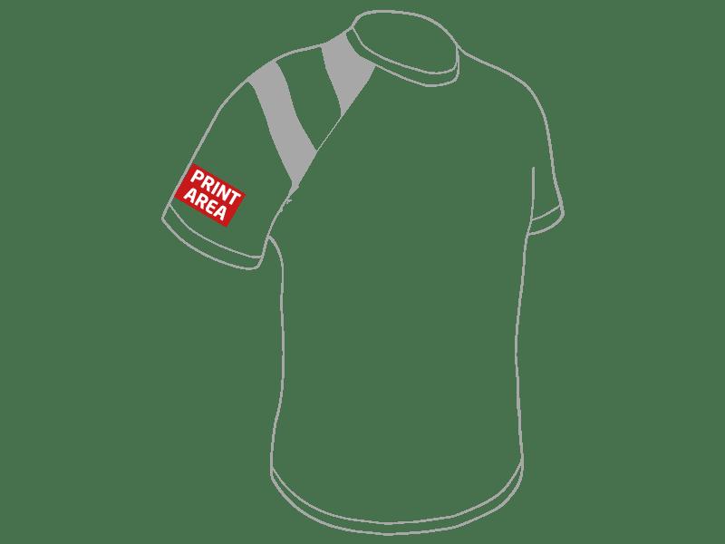 Camiseta técnica bandera 5