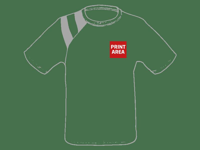 Camiseta técnica bandera 1
