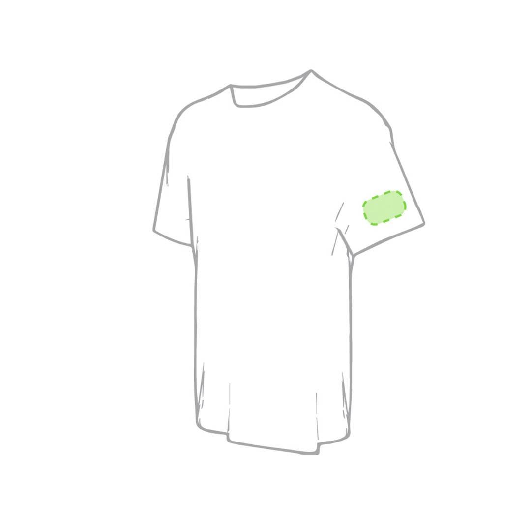 Camiseta técnica Montecarlo blanca 3