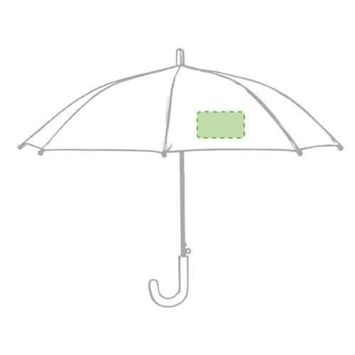 Paraguas infantil de colores 1