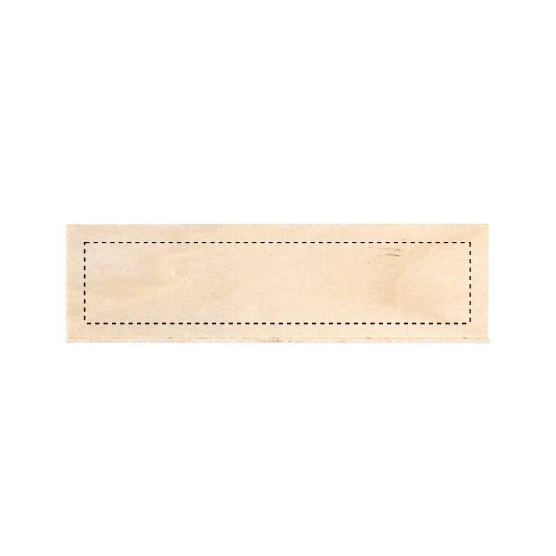 Caja de madera para gafas 1