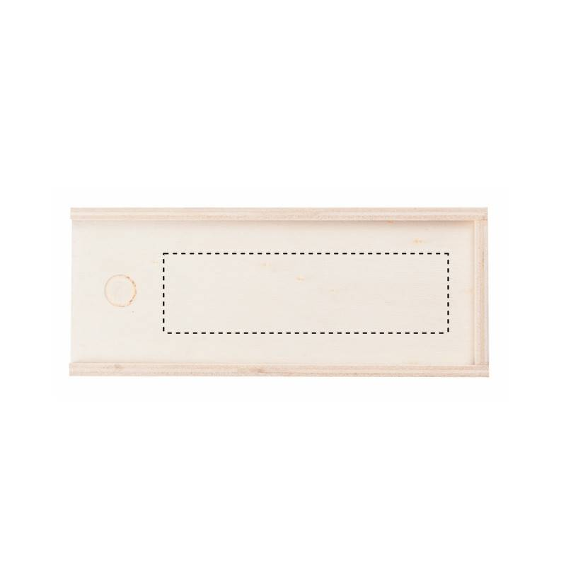 Caja de madera para gafas 2